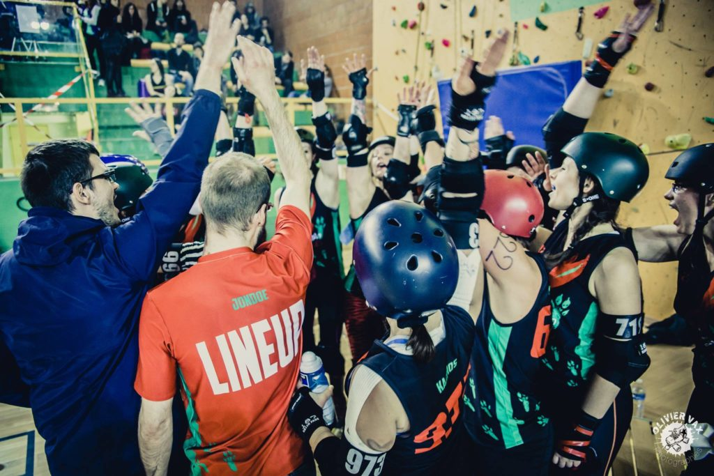 Contacter les Lomme Roller Girls