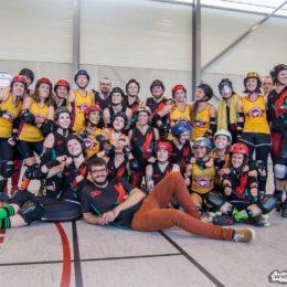 Etape 2 du championnat de France à Caen