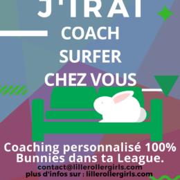 Les Bad Bunnies viennent coacher votre équipe !