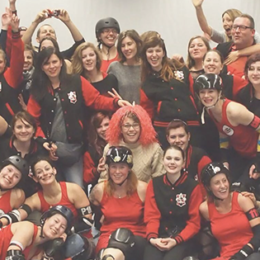 Les Lille Roller Girls sont maintenant WFTDA apprentice members !