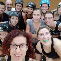Success story : le retour de l'équipe des Sisters in arms de Gap sur nos bootcamps Bad Bunnies