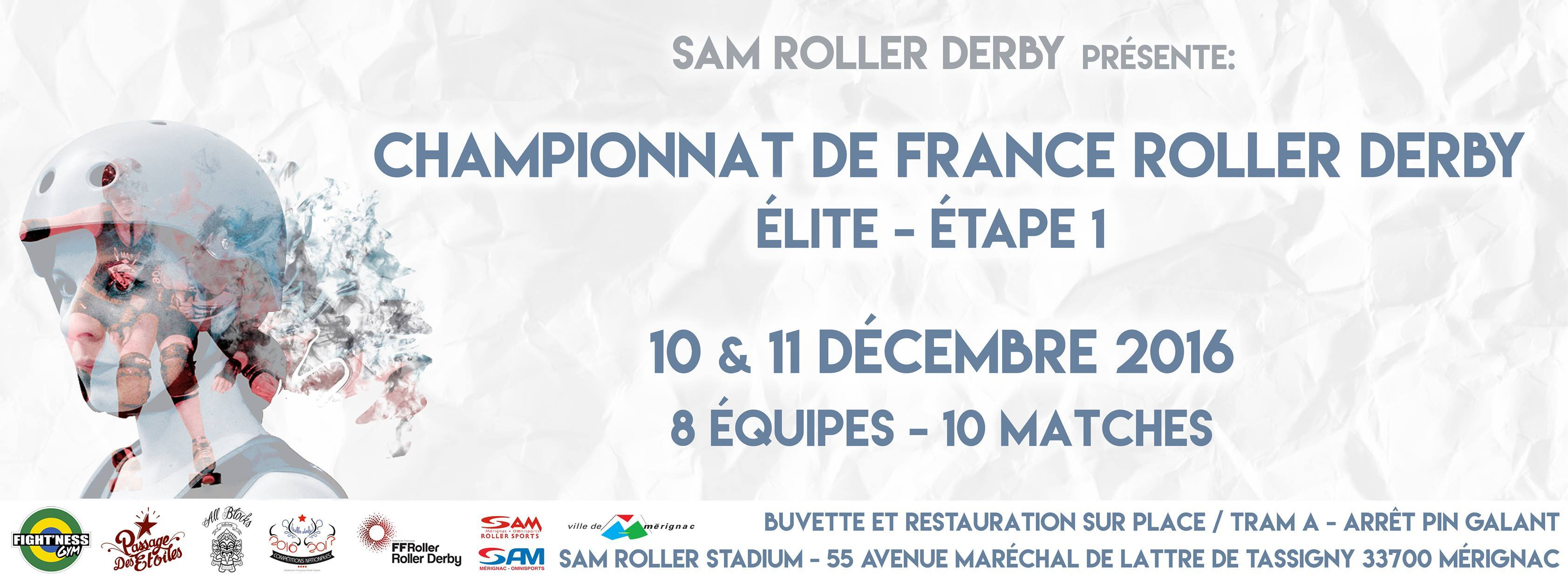 Championnat de France Elite 2016-2017