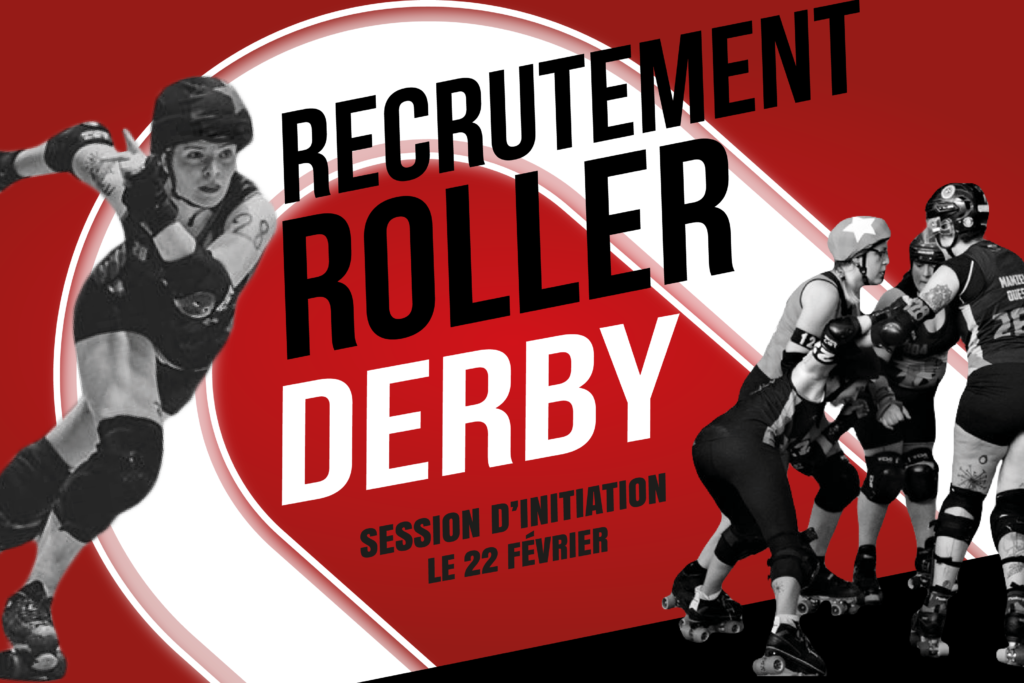 recrutement de Roller Derby Lomme Roller Girls