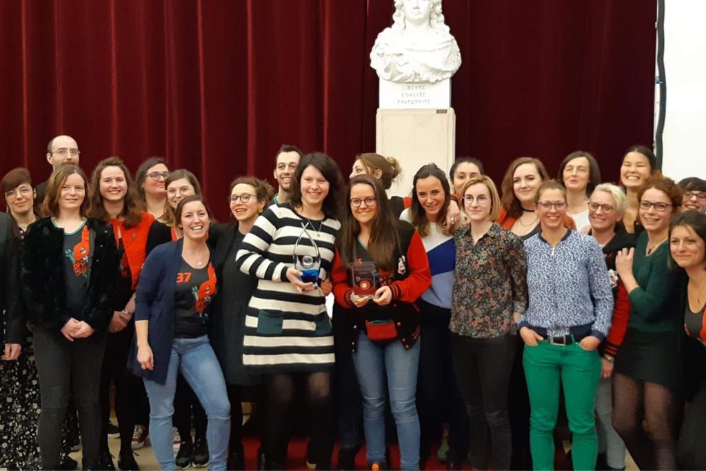 Lomme Roller Girls : meilleure association sportive de l'année 2019